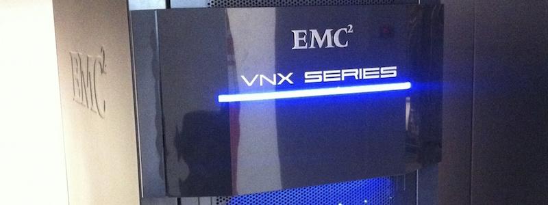 Gestion de la QoS sur VNX