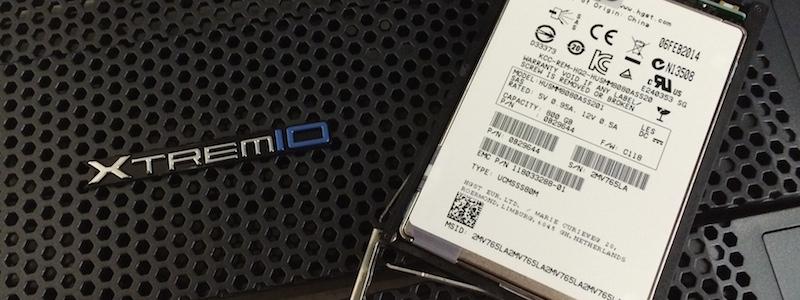 Libérer de l'espace disque sur XtremIO, suite