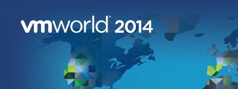 VMWorld 2014 !