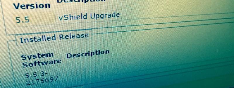 vCloud Director 5.5.3 et vCNS 5.5.4 pour vSphere 6 disponibles