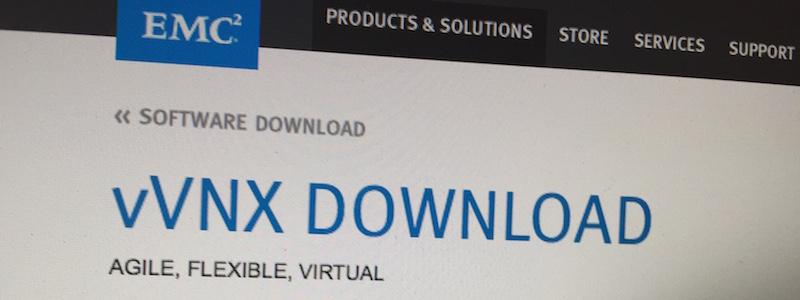 vVNX : installation et découverte de l'interface