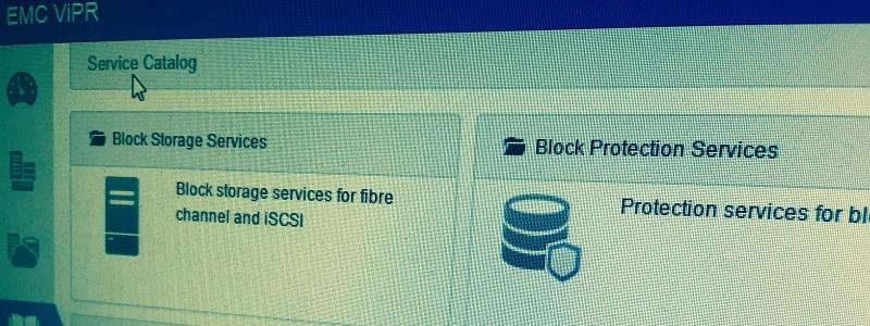 Provisionner un nouveau share CIFS Isilon depuis ViPR Controller