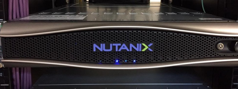 PoC Nutanix, partie 1 : Power ON !