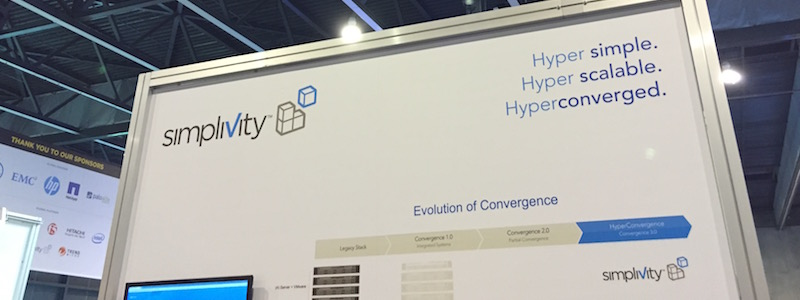 Simplivity: le hardware a encore de l'avenir !