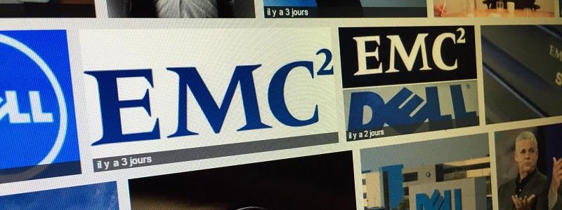 Dell rachèterait EMC ! (confirmé, avec quelques détails)