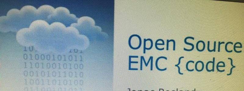 Quand EMC continue son ouverture vers l'Open Source