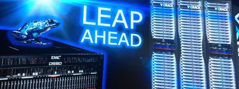 Le saut quantique d'EMC : passez au full-flash et à la microseconde !
