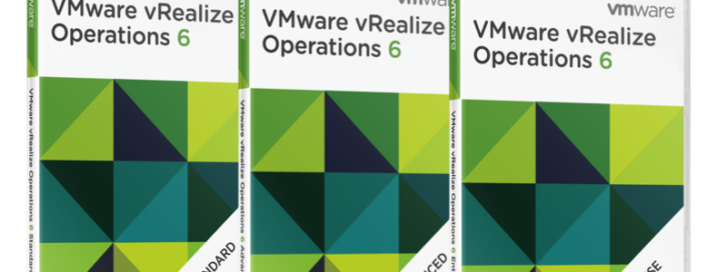 vRealize Operations 6.2