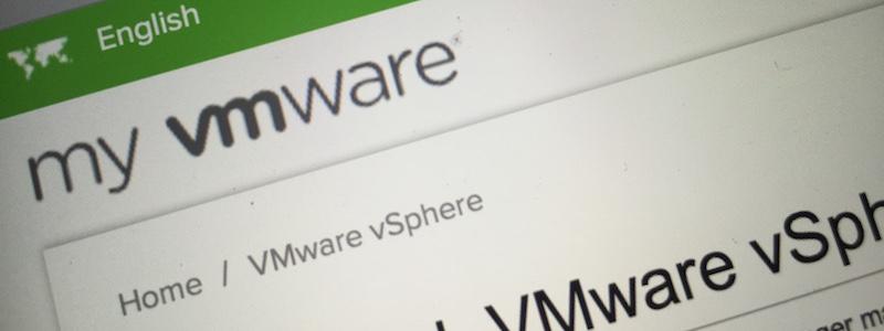 vSphere 6.0 U2 et vCloud Director 8.0.1 sont de sortie !