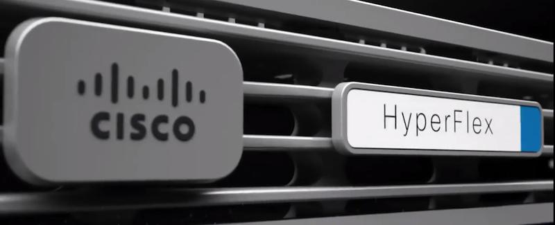 Cisco HyperFlex : un nouvel entrant de poids dans l'hyper-convergé