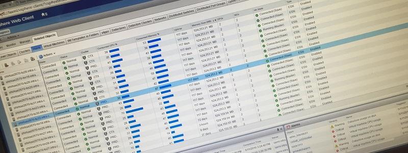 Exclusion de paramètres dans un Host Profile