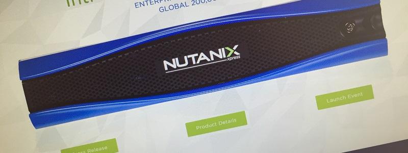 Nutanix Xpress : une gamme faite pour les PME