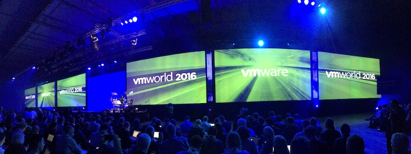 VMworld 2016 : Retour sur la General Session