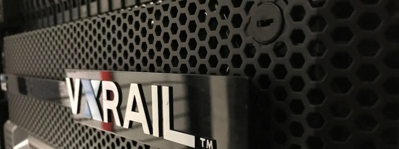 Install VxRail, partie 1 : laissez faire les machines …