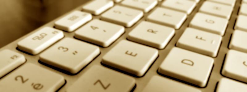 La console HTML5 du nouveau Host Client supporte les claviers Français !!