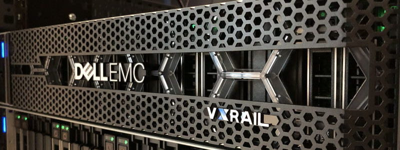 """Le monstre"" VxRail est en production !"