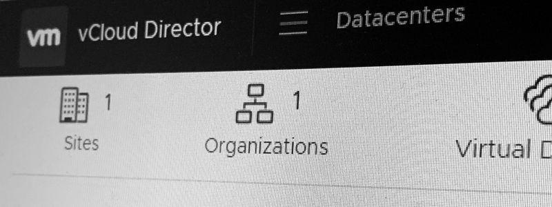 vCloud Director 9.5 : plus de HTML5 et la compatibilité vSphere 6.7u1