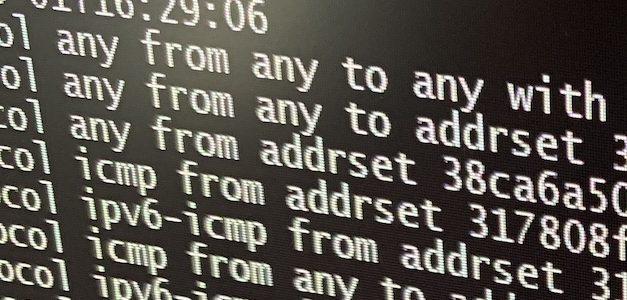 Débugguez vos règles firewall NSX-T