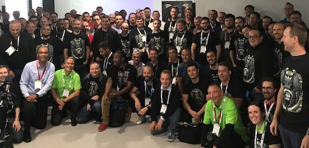 VMUG France 2019 à Paris : un mini VMworld !