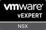 vExpert NSX logo